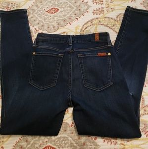 Seven brand Jeans size 27 NWOT